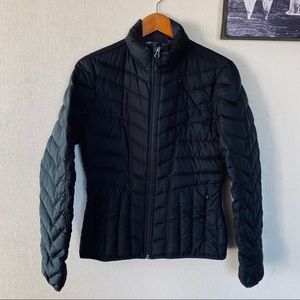 Athleta Packable Quilted Down Puffer Jacket